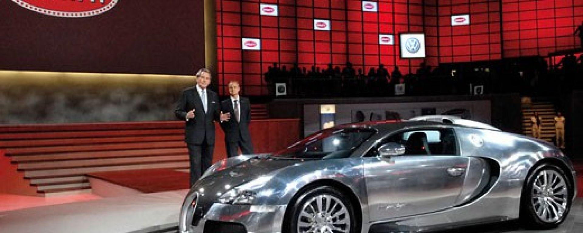 Bugatti EB 16.4 Veyron Pur Sang (gallery)