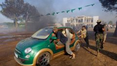 Tesco TS Rockets, l'auto disegnata da Gheddafi - Immagine: 2