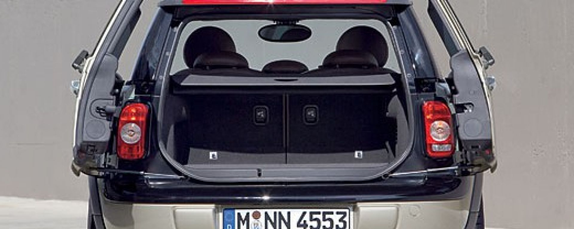 Prova Mini Clubman Motorbox