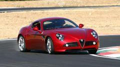 Alfa Romeo 8C Competizione - Immagine: 2