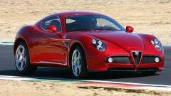 Alfa Romeo 8C Competizione - Immagine: 4
