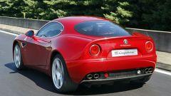 Alfa Romeo 8C Competizione - Immagine: 6