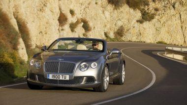 Listino prezzi Bentley Continental GTC