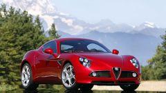 Alfa Romeo 8C Competizione - Immagine: 11