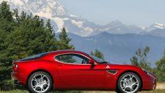 Alfa Romeo 8C Competizione - Immagine: 12