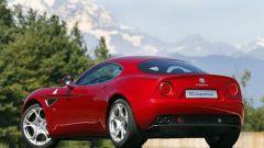 Alfa Romeo 8C Competizione - Immagine: 13