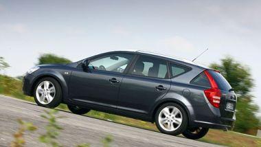 Listino prezzi KIA cee'd Sporty wagon