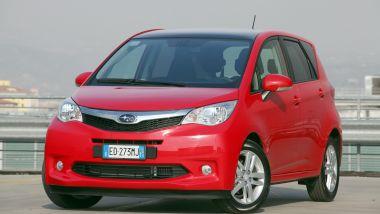 Listino prezzi Subaru Trezia