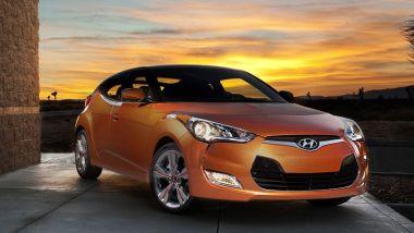 Listino prezzi Hyundai Veloster