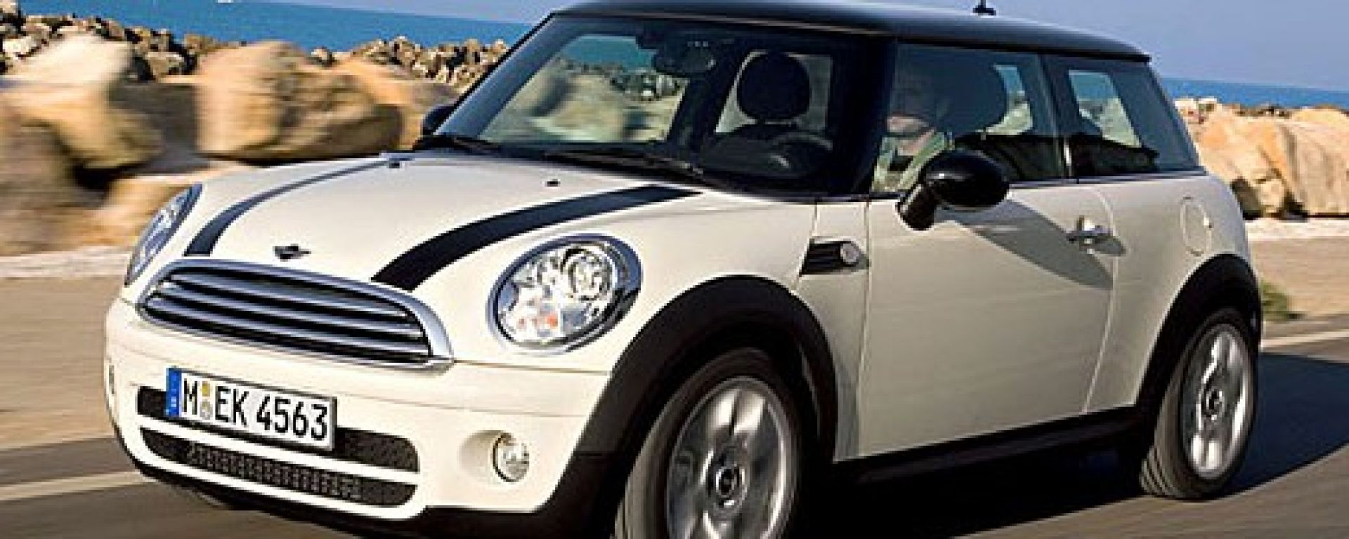 Mini: good al crash test USA