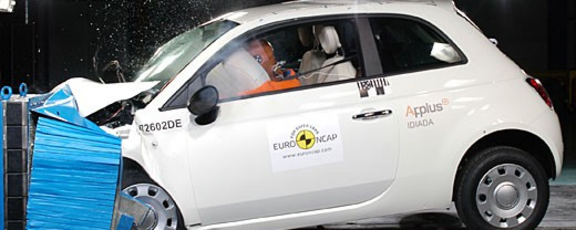 Crash Test: Italia batte Francia 5 a 4