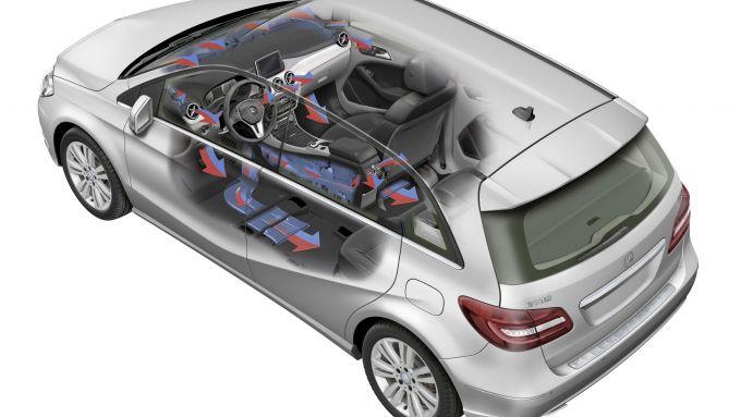 Immagine 150: Mercedes Classe B 2012