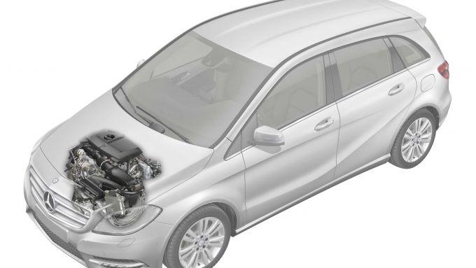 Immagine 165: Mercedes Classe B 2012