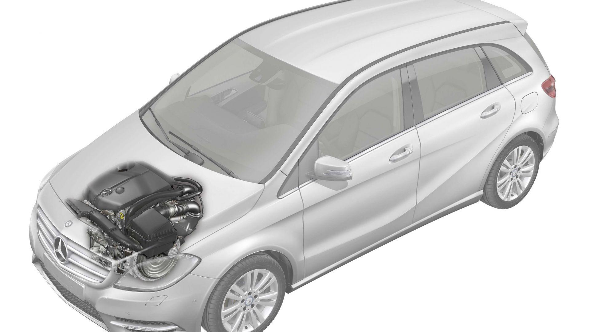 Immagine 164: Mercedes Classe B 2012
