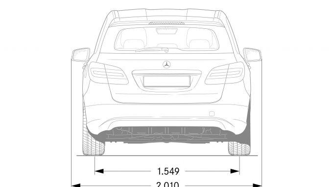 Immagine 159: Mercedes Classe B 2012