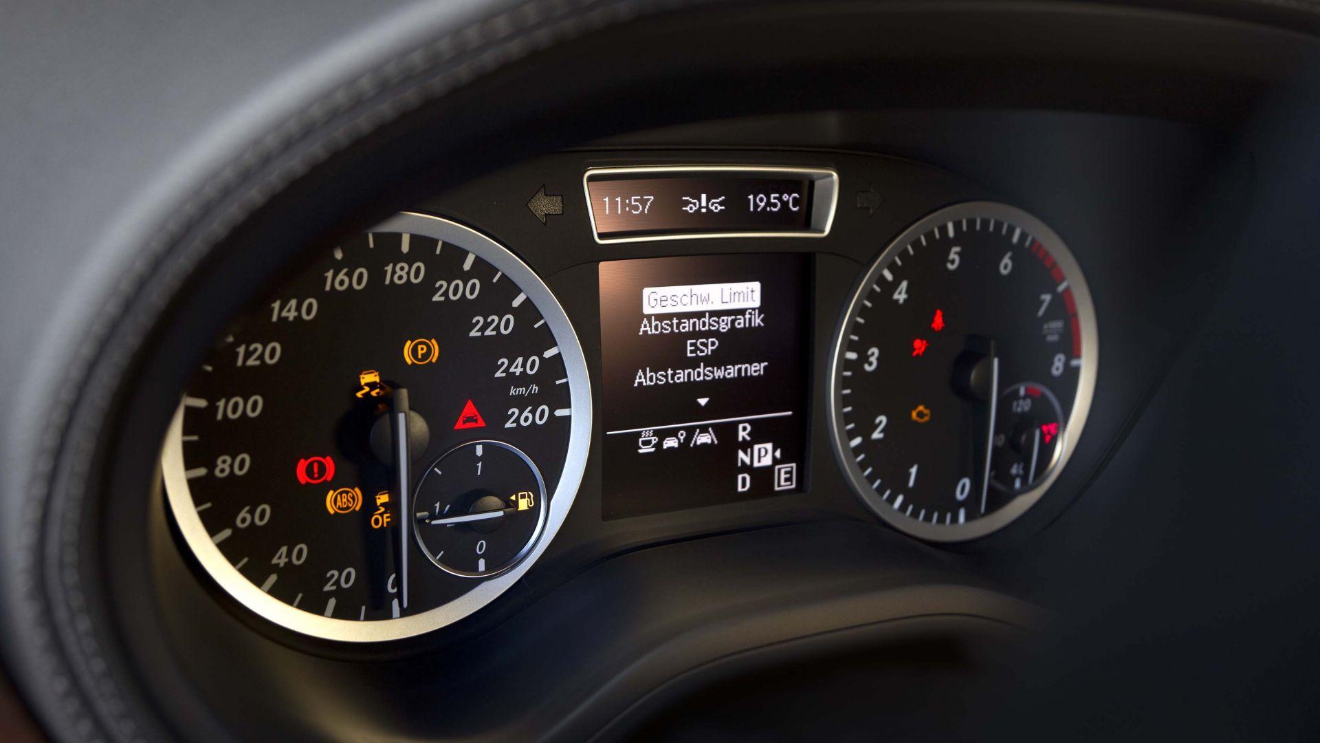 Immagine 117: Mercedes Classe B 2012
