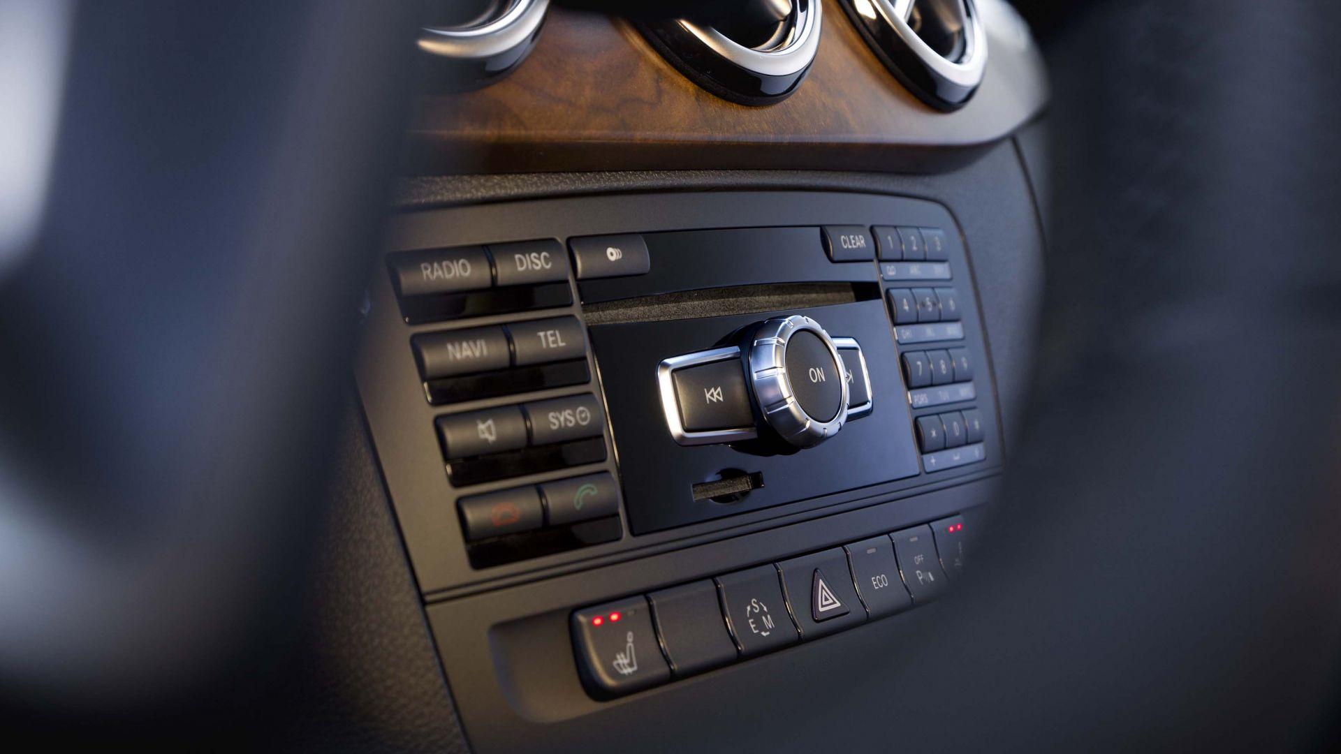 Immagine 134: Mercedes Classe B 2012