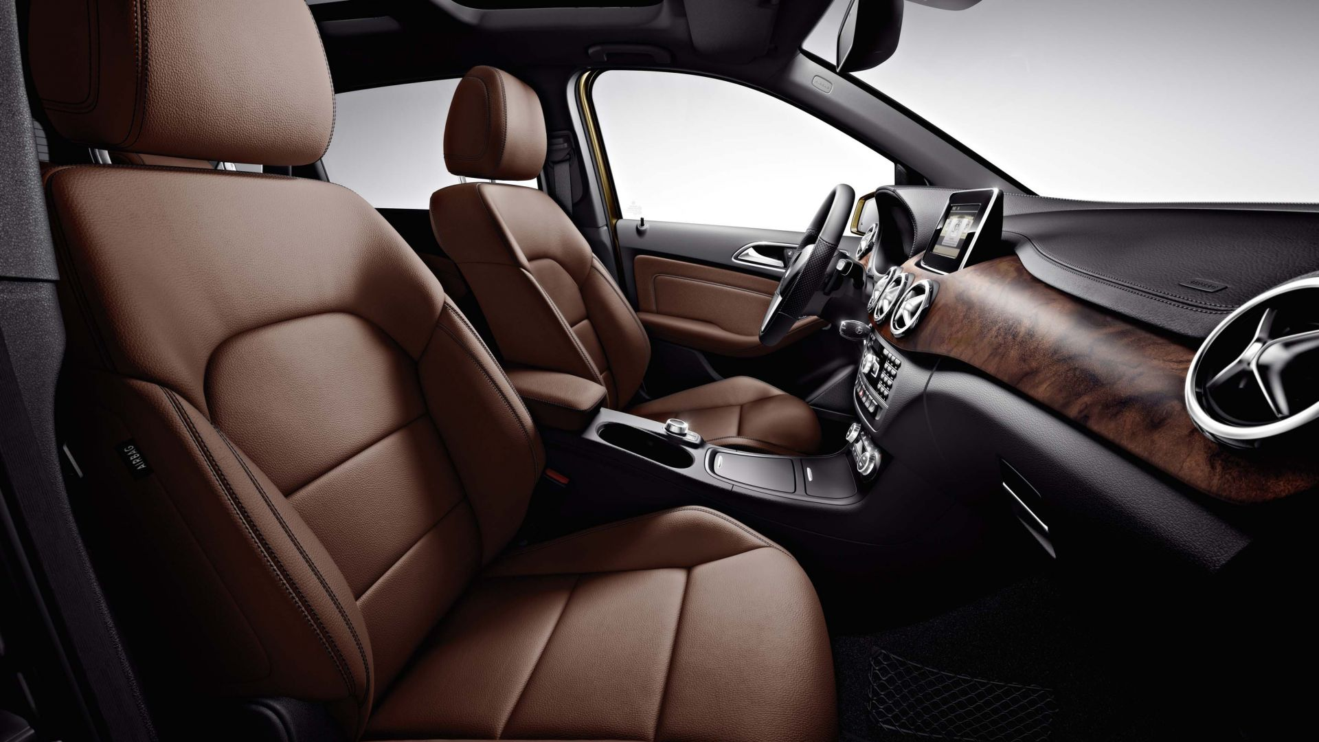 Immagine 96: Mercedes Classe B 2012