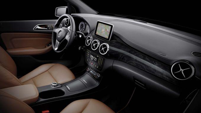 Immagine 95: Mercedes Classe B 2012