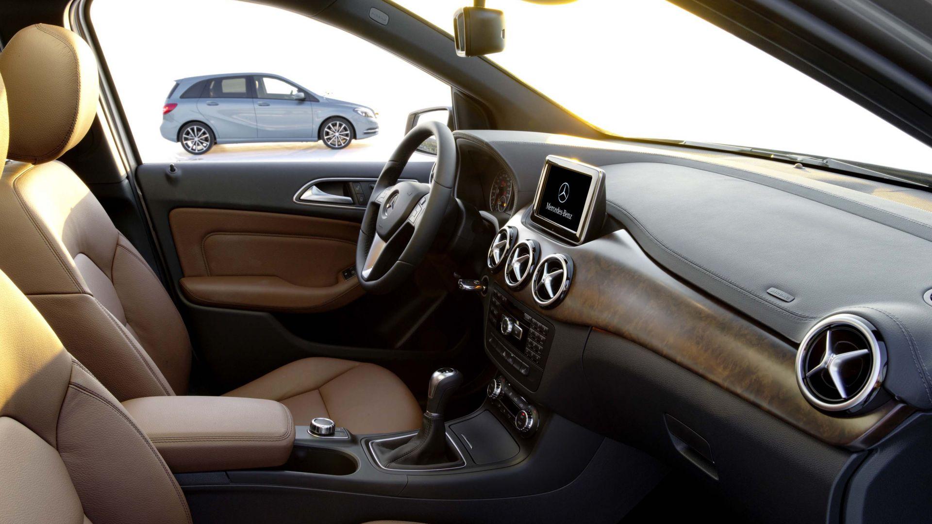 Immagine 105: Mercedes Classe B 2012