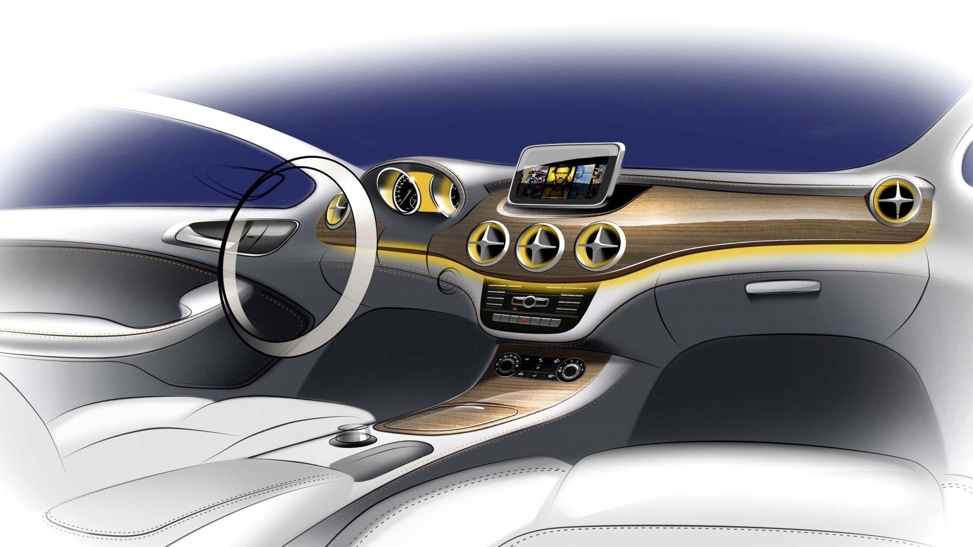 Immagine 138: Mercedes Classe B 2012