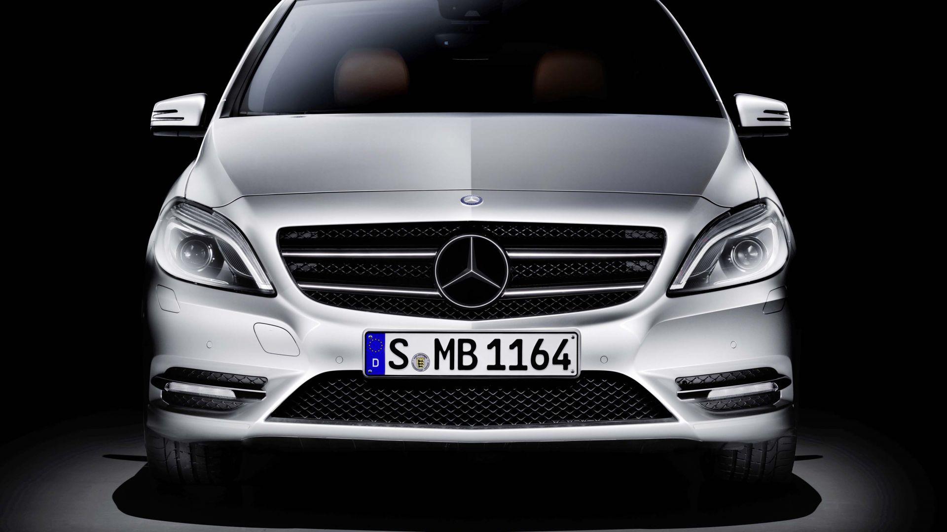 Immagine 91: Mercedes Classe B 2012