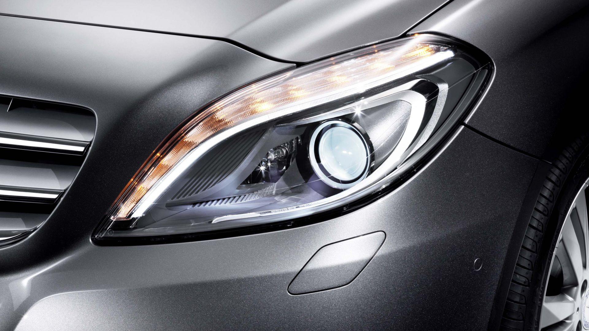 Immagine 92: Mercedes Classe B 2012