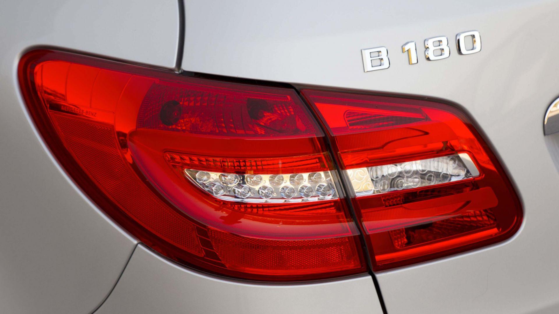 Immagine 77: Mercedes Classe B 2012