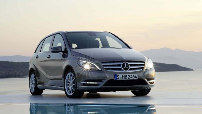 Immagine 51: Mercedes Classe B 2012