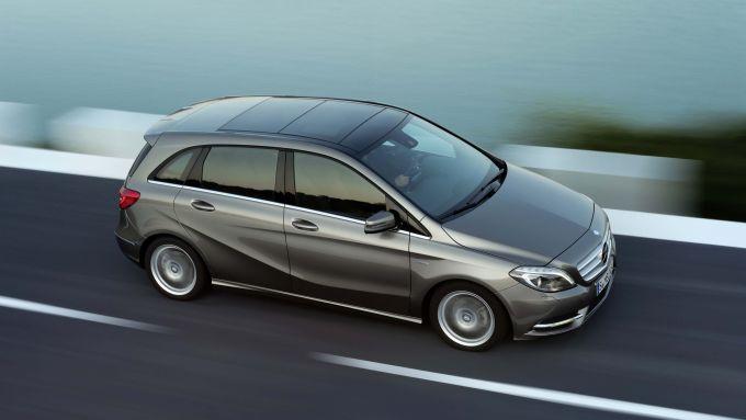 Immagine 65: Mercedes Classe B 2012