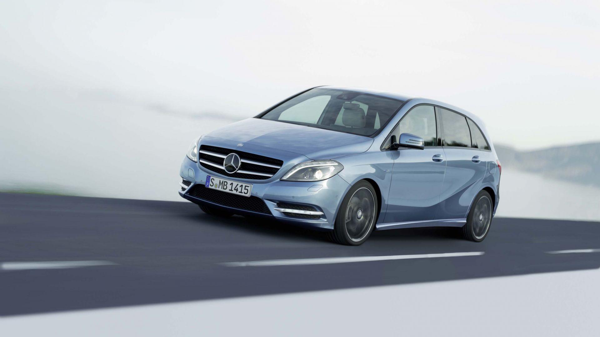 Immagine 59: Mercedes Classe B 2012