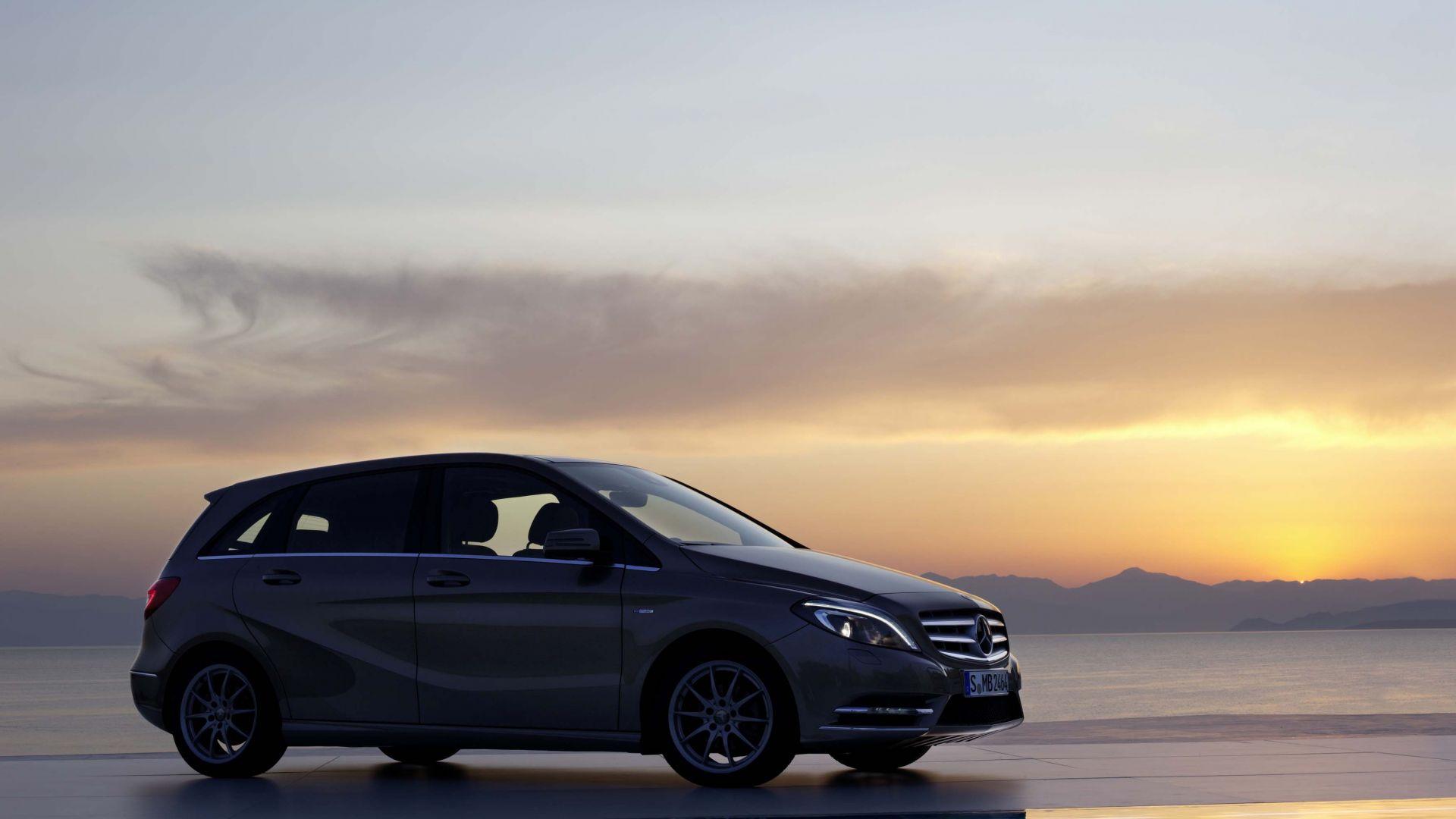 Immagine 30: Mercedes Classe B 2012