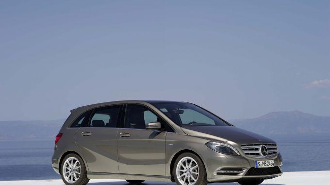 Immagine 38: Mercedes Classe B 2012