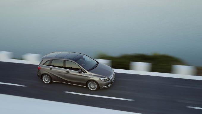 Immagine 41: Mercedes Classe B 2012