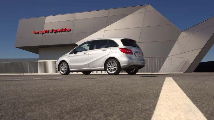 Immagine 16: Mercedes Classe B 2012