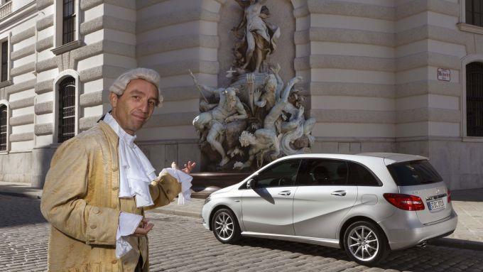 Immagine 26: Mercedes Classe B 2012