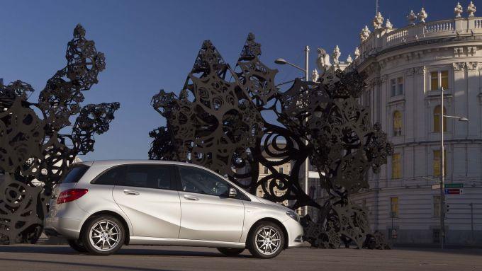 Immagine 27: Mercedes Classe B 2012
