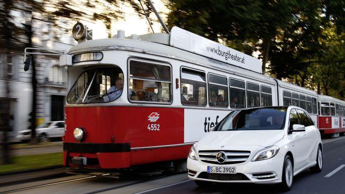 Immagine 2: Mercedes Classe B 2012