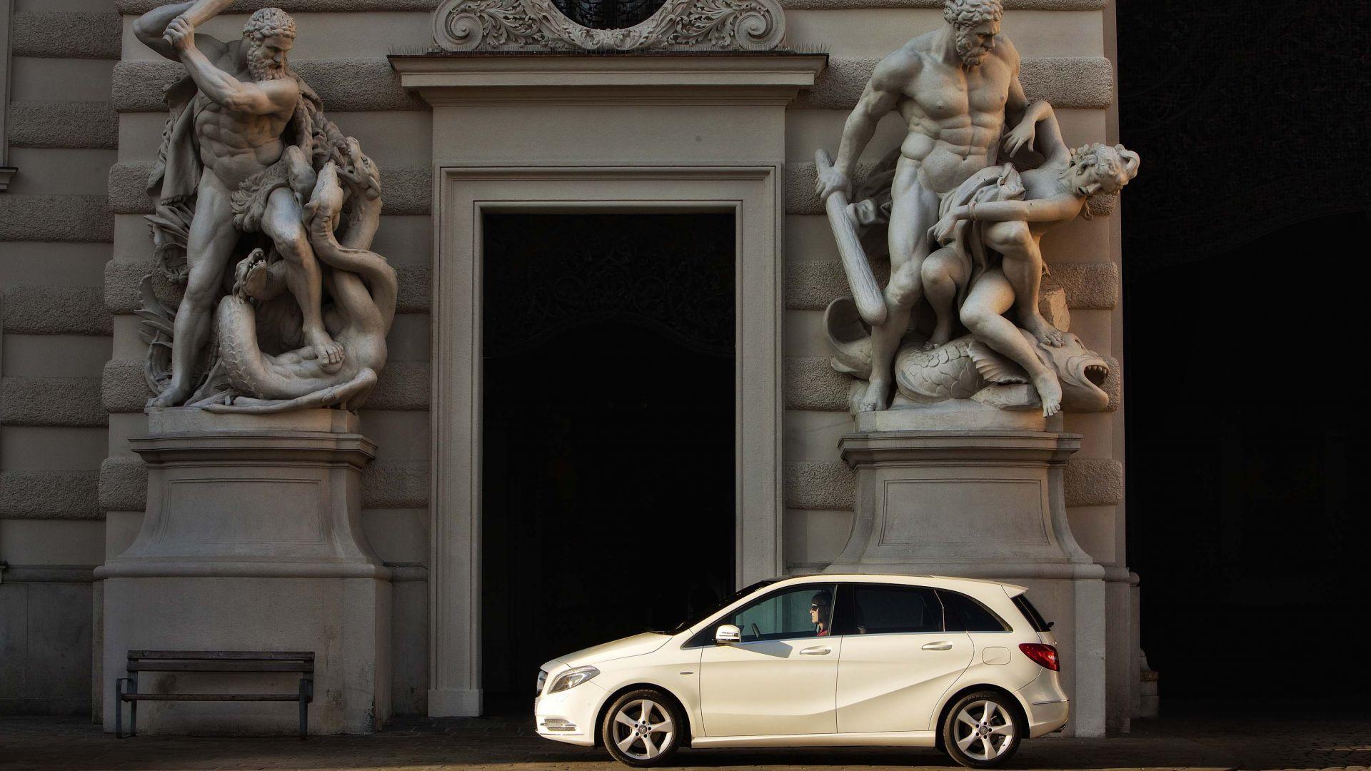 Immagine 9: Mercedes Classe B 2012