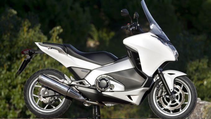 Immagine 21: Honda Integra: la prova in video