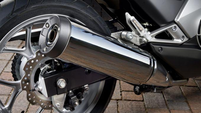 Immagine 28: Honda Integra: la prova in video