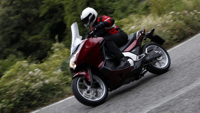 Immagine 1: Honda Integra: la prova in video