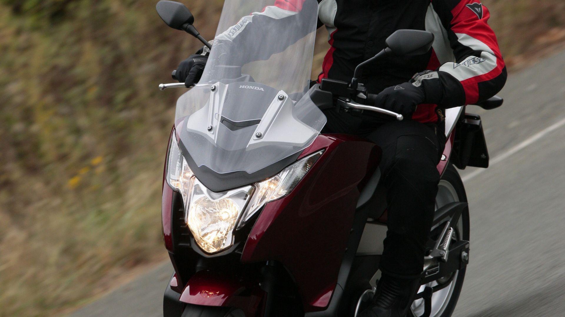 Immagine 9: Honda Integra: la prova in video