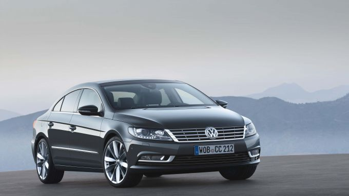 Immagine 8: Volkswagen Passat CC 2012