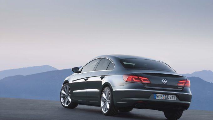 Immagine 0: Volkswagen Passat CC 2012