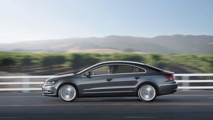 Immagine 2: Volkswagen Passat CC 2012