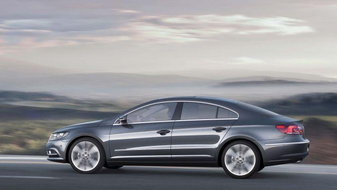 Immagine 5: Volkswagen Passat CC 2012