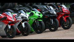 A Monza con le 1000 Superbike - Immagine: 1