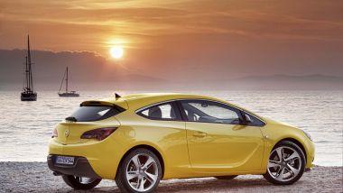 Listino prezzi Opel Astra GTC