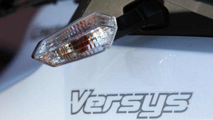 Immagine 47: Kawasaki Versys 1000: ora anche in video